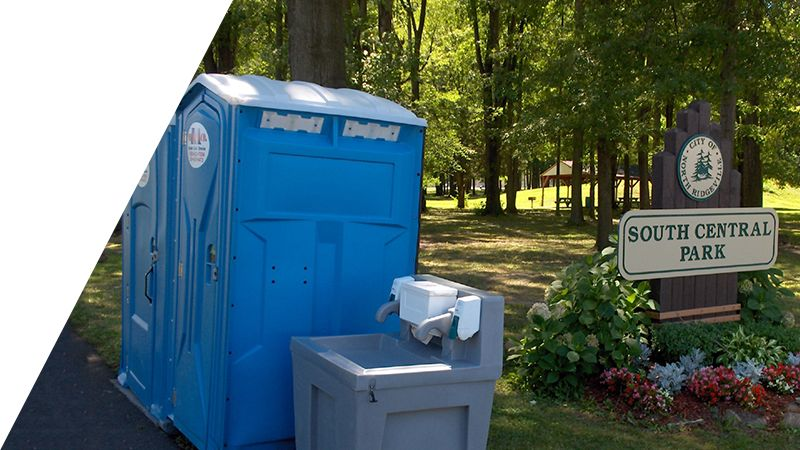 Seasonal Porta Potty Rental in Ohio